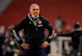 فرصت یکماهه فدراسیون فوتبال کلمبیابه کارلوس کیروش