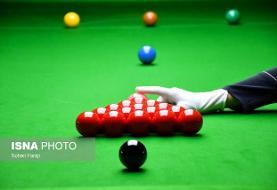 جوان ۲۰ ساله چینی قهرمان مسابقات اسنوکر مسترز ۲۰۲۱ شد