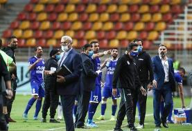باشگاه استقلال: آذری در جایگاهی نیست درباره اخلاق و فرهنگ صحبت کند!