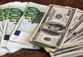 قیمت ارز در بازار آزاد شنبه ۱ آذر