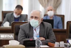 سفر ظریف به جمهوری آذربایجان و روسیه به تعویق افتاد