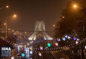 ویدئو / نخستین شب محدودیتهای شدید کرونایی در تهران