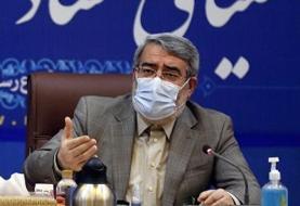 وزیر کشور: انتخابات ۱۴۰۰ با هماهنگی وزارت بهداشت برگزار میشود