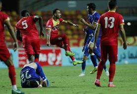 آذری با «من بمیرم و تو بمیری» مجوز بازگشت به فوتبال را گرفته است!