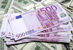 بر اساس اعلام سوئیفت؛  یورو جای دلار آمریکا را در نقل و انتقالات مالی جهان گرفت