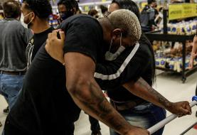 Thousands attack Brazil supermarket amid violent protests after black man beaten to death by ...
