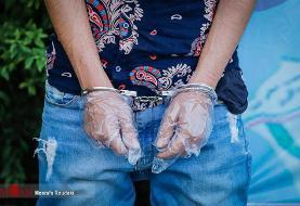 دستگیری عاملان تعرض به ماموران انتظامی زاهدان