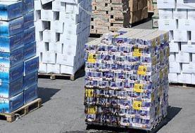 توقیف محموله ۲۰ تنی شیرخشک قاچاق