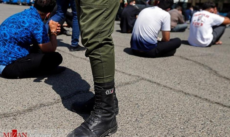 زورگیری برای فرار از زندان مهریه
