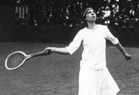 دختر اعجوبه ای که برای درمان بیماری آسم تنیس باز شد