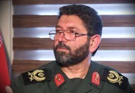 فرمانده جدید سپاه محمد رسول الله (ص) تهران منصوب شد