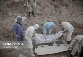 مرگ ۲۸۸بیمار مبتلا به کرونا در کهگیلویه و بویراحمد