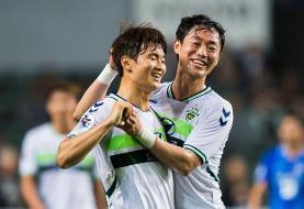 روز خوب نمایندههای چین در لیگ قهرمانان آسیا