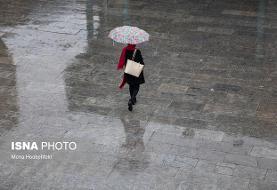 پیشبینی باران، رعدوبرق و تندباد در بوشهر