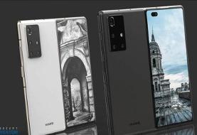 استفاده از پردازندهی Kirin ۹۰۰۰ در گوشی هوآوی  Huawei Mate X۲