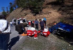 امدادرسانی به ۹۰ حادثه دیده در استان اردبیل