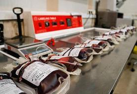 قمیها در اهدای خون سنگ تمام گذاشتند