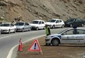 برگشت ۳ هزار خودرو از جاده های مازندران
