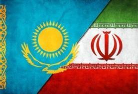 نشست مقامات حمل و نقل دریایی، بنادر و جادهای ایران و قزاقستان برگزار شد