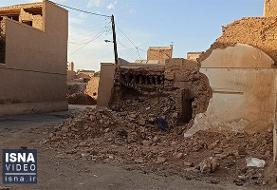 ویدئو / قصه تخریب خانههای تاریخی؛ اینبار اردکان