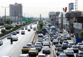 ویدئو | چرا ترافیک تهران در روز سوم قرنطینه فرقی با روزهای قبل ندارد؟