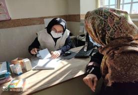 ویزیت رایگان روستاییان سنندج توسط گروه های جهادی بسیج
