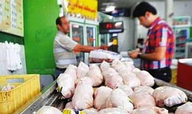 واکنش سازمان تعزیرات به گرانی مرغ