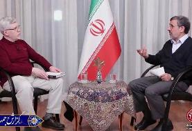 محمود احمدی نژاد جنجال به پا کرد