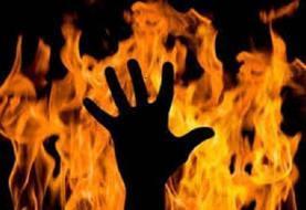 انکار متهم در آتشزدن دختر۱۳ ساله