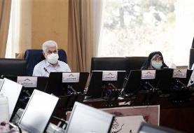 طرح مشترک بسیج و وزارت بهداشت برای مقابله با کرونا بررسی شد