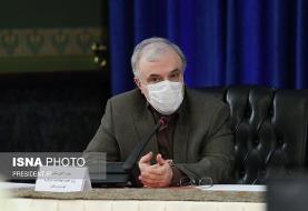 وزیر بهداشت: صدور اجازه آزمایش انسانی واکسن ایرانی کرونا از چهارشنبه