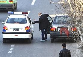 Heavier penalty in Tehran for covering license plates
