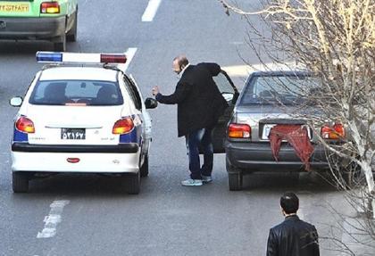 مخدوش کردن پلاک جرم است