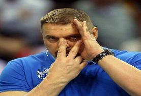 آلکنو رسماً سرمربی تیم ملی والیبال ایران شد
