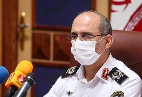 اعلام تاثیر محدودیتهای کرونایی بر ترافیک تهران/ جزئیات جریمه خودروهای غیرمجاز