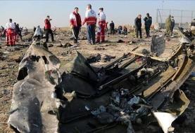 پرداخت غرامت هواپیمای اوکراینی از صندوق توسعه