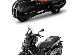 تصاویر | ورود بیامدبلیو به «عصر طلایی» | موتورسیکلت جدید این غول خودروسازی را ببینید