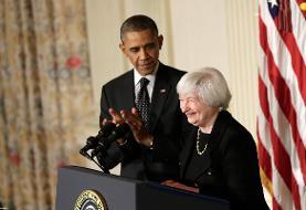 (تصویر) این زن وزیر دارایی آمریکا میشود