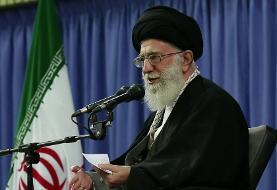 رهبر ایران: یک بار برای رفع تحریمها مذاکره کردیم بیفایده بود