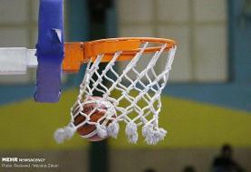 مشارکت ۸ تیم خوزستانی در مسابقات بسکتبال دسته اول کشور