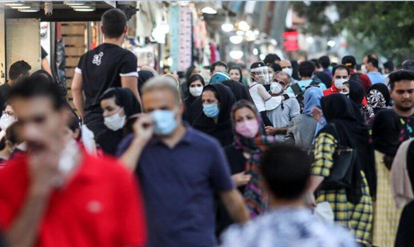 رکورد جدید قربانیان کرونا در ایران؛ ۴۸۳ بیمار جدید جانباختند