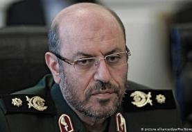 For the first time a military officer from Iran's Revolutionary Guards Corps nominates himself for Presidential elections