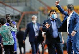 «فوران» بداخلاقی در فوتبال ایران/ چه کسی مسئول این چهره زشت است؟