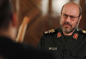 اولین چهره نظامی انتخابات ۱۴۰۰ رسما اعلام کاندیداتوری کرد /میخواهم فصل جدیدی در حکمرانی رقم ...