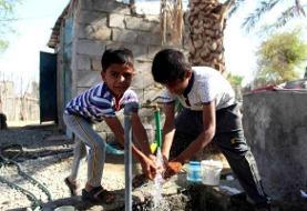 آبرسانی به هزار خانه روستایی در قلعهگنج