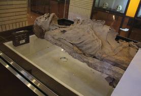 ماجرای عجیب مومیایی زن یزدی/ جسد خوابیده در موزه کیست؟
