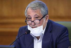 آمار رئیس شورای شهر از مرگ و میر کرونا در تهران: شنبه ۱۰۰ بیمار کرونا در تهران فوت کردند | هنوز ...