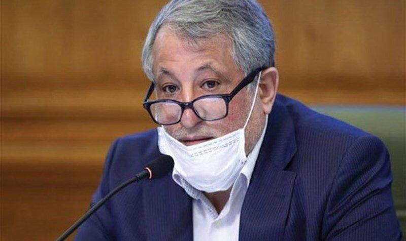 آمار رئیس شورای شهر: امروز ۱۰۰ بیمار کرونایی در تهران فوت کردند