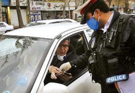 پلیس: خودروهای غیربومی ساکن تهران تردد نکنند