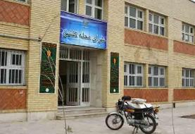 افتتاح ساختمان جدید سرای محله گلشن